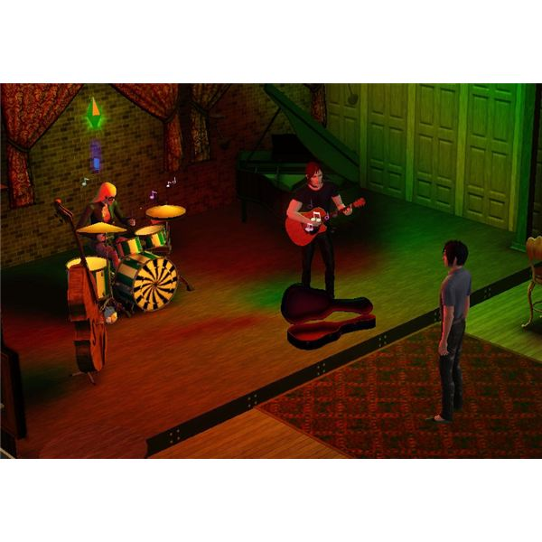 The Sims 3 Jam Session at Eugis