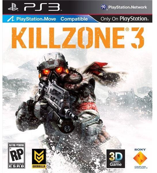 killzone 3 ps3 box