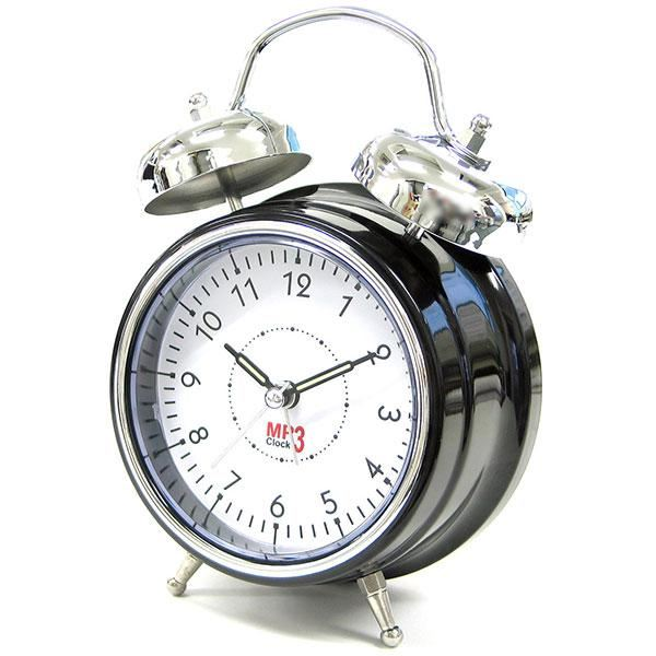 MP3 Clock Gadget