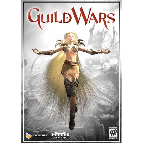 guild wars boxart presale