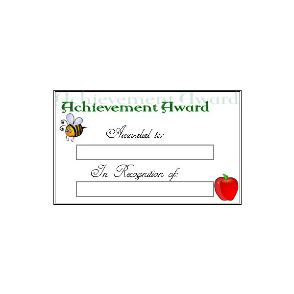 A Guide to Teacher Made Student Awards with Ideas & Free ...