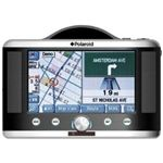 Polaroid MGM-0550 5.6 Touch Screen Portable GPS System with DVD Player
