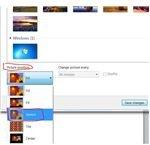 Windows 7 background stretch option