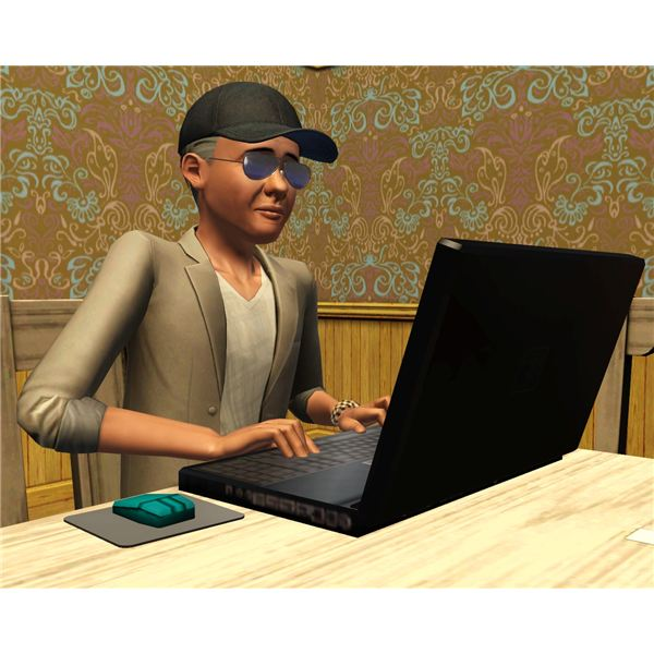 Sims 3 career, director's branch requires the writing skill