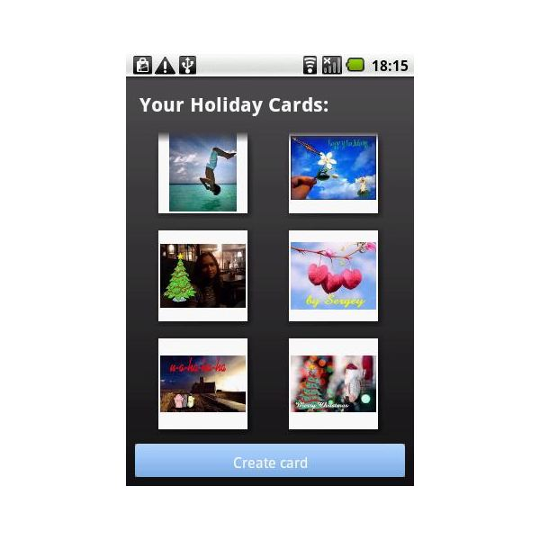 The Top 5 Best Free Greeting Card Android Apps