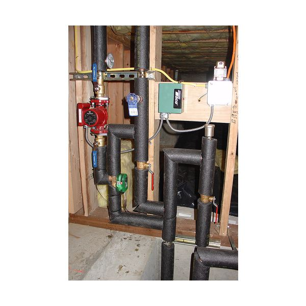 Shoulder Warm Radiant Heat System