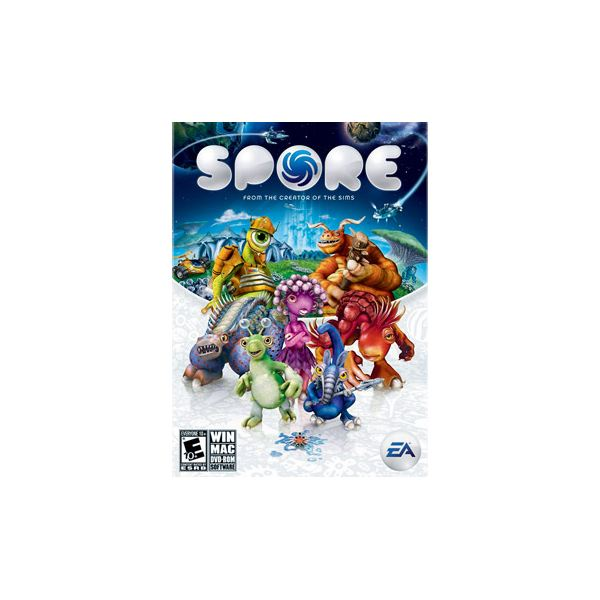 Spore is the most recent game from video game creator Will Wright whose previous hits include The Sims and Sim City