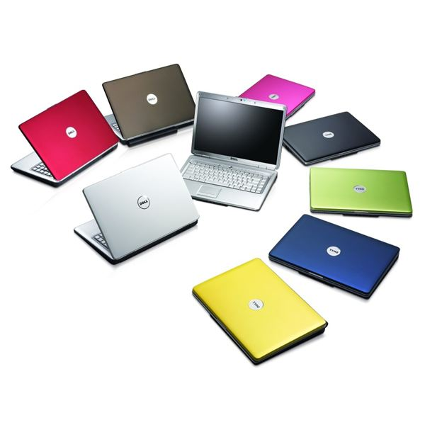 Laptops in Different Colors: The Dell Inspiron