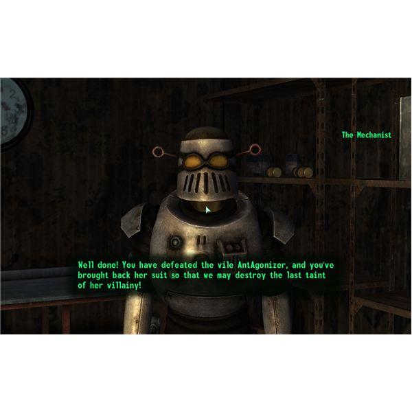 Fallout 3 - The Superhuman Gambit - The Mechanist's Lair