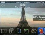 Smarter Wallpaper BlackBerry App
