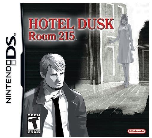 Old Room At Dusk: Hotel Dusk: Room 215 Review For Nintendo DS