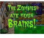 PvZ Brain Eating Zombies
