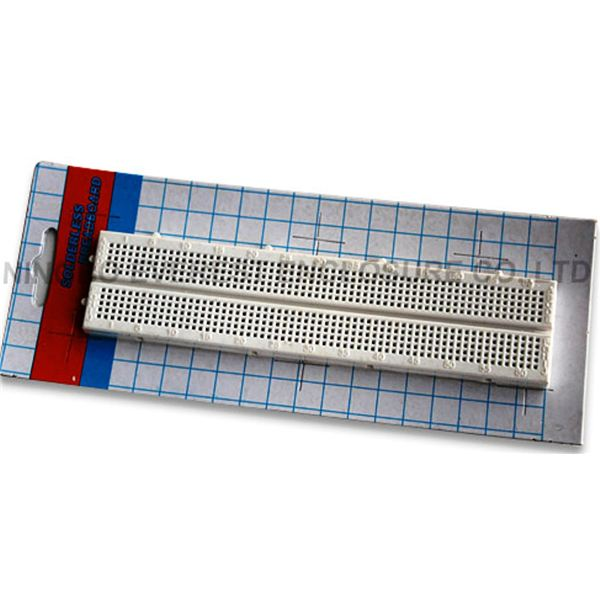 Breadboarding Tutorial - How to Use a Breadboard for Building ...