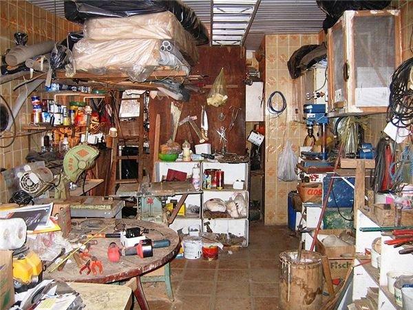 What Happens When You Open the Garage Door?