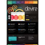 Devire by Joomla-Template