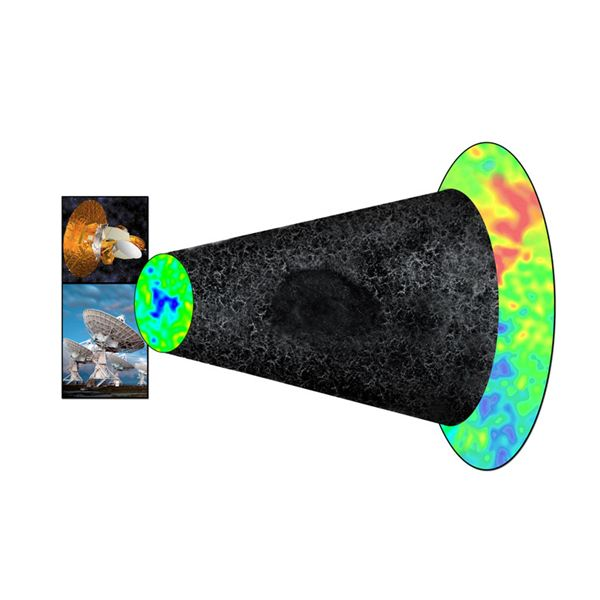 Enormous Hole In The Universe