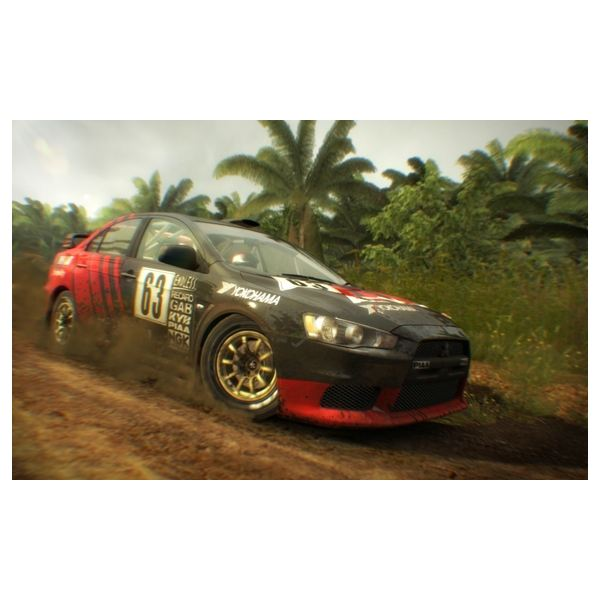 Competition in Colin McRae: DiRT 2 is tough, but winning is very satisfying