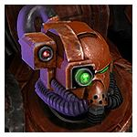 The Space Marine's Tech-Marine Is Weak On Offense, But Good On Defense