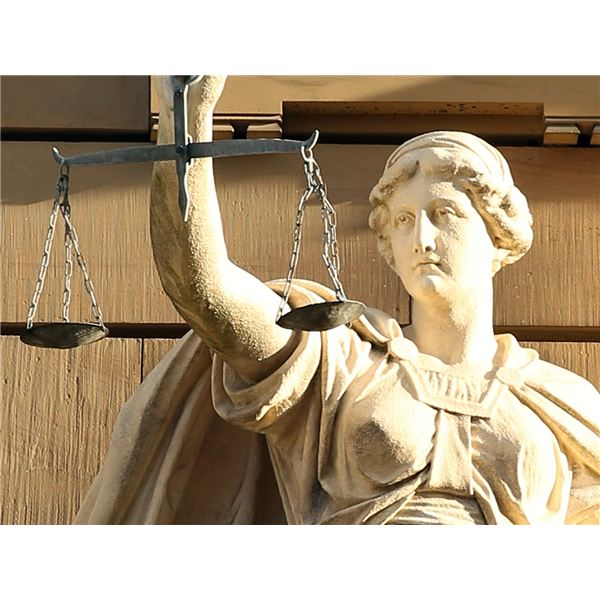 Justitia The Origins History Of The Symbol Of Law