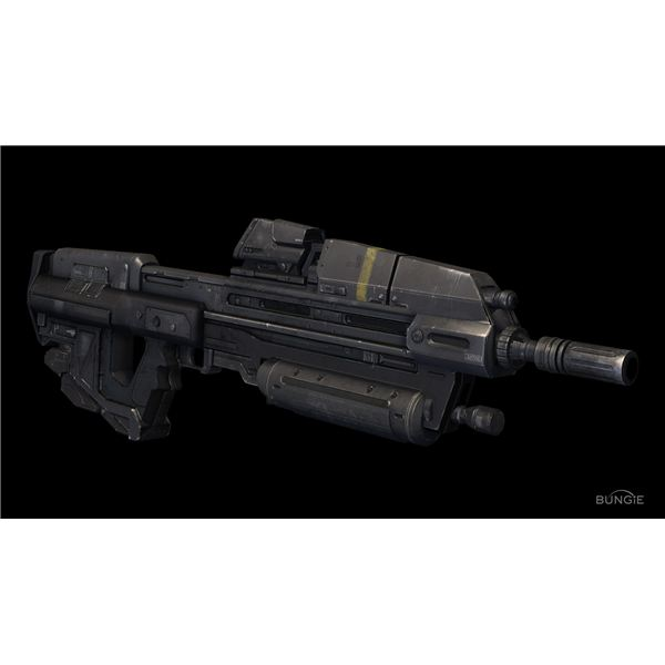 Halo Reach Weapons Guide: New and Old Weapons