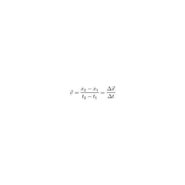 How to Calculate Velocity: Average and Instantaneous