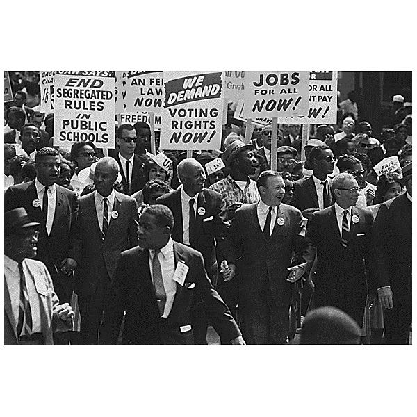 Major Moments and Figures in the 1960s Civil Rights Movement: History Lesson Plan for High School Teachers