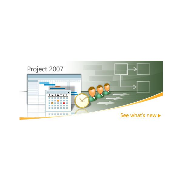 MS Project Home