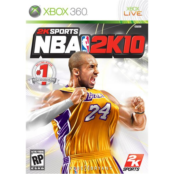A Brick or a Swish? NBA 2K10 360 Review