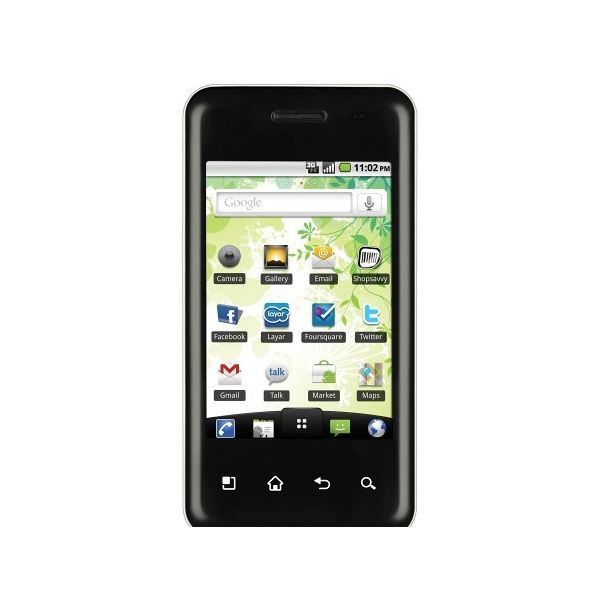 LG Optimus Chic E720 Preview: Budget Android Handset