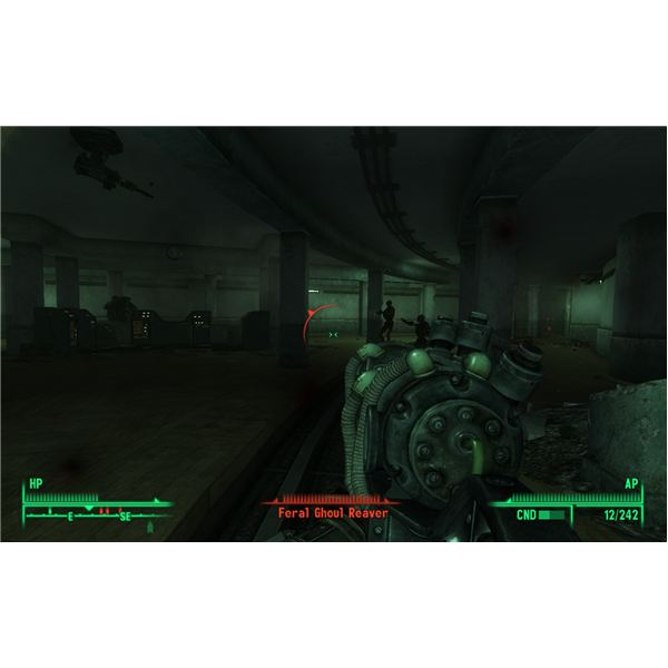 Fallout 3 Broken Steel - Yeah.  Dogmeat Could Barely Hope to Scratch the New Enemies in Broken Steel