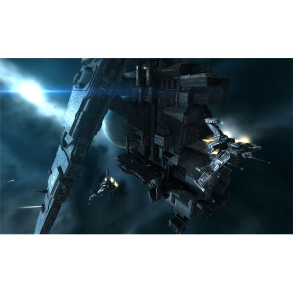 Eve Online Space Station