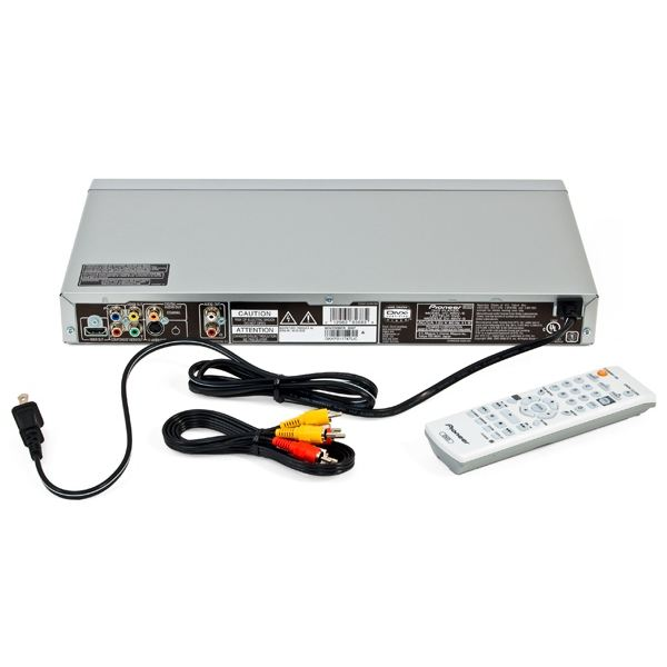 DVD Player with HDMI Connection