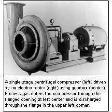 Compressor - Centrifugal