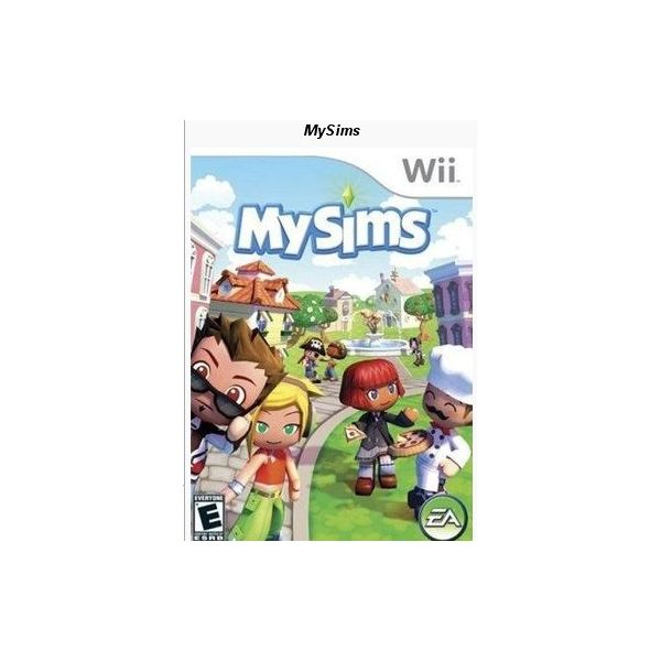 Wii Game: A MySims Guide