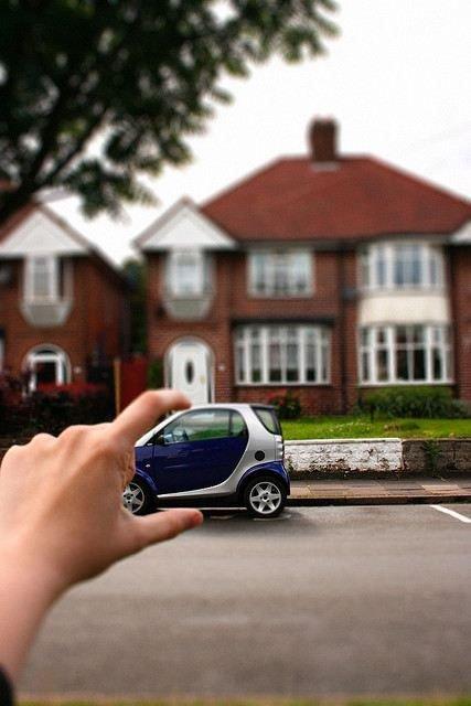 Tiniest Smart Car