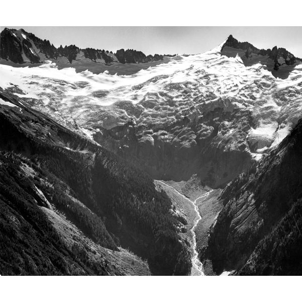 North Cascades National Park, Boston Glacier