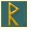 Raido R rune
