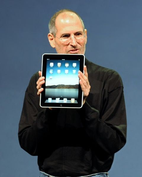 7. The Launch of the iPad, 2010