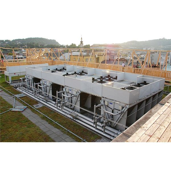 Industrial Air Conditioning Plant