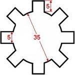 Example hole