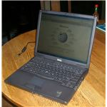A typical Dell Latitude C500