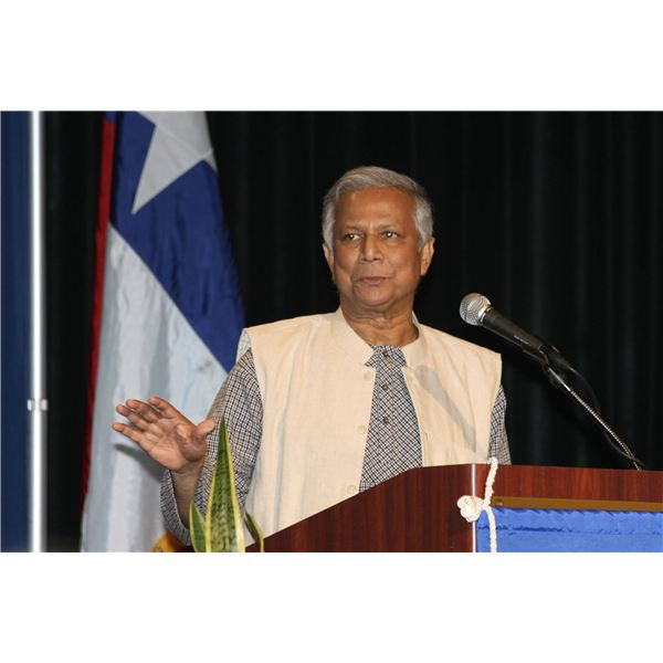 Muhammad Yunus - A Well-Known Social Entrepreneur