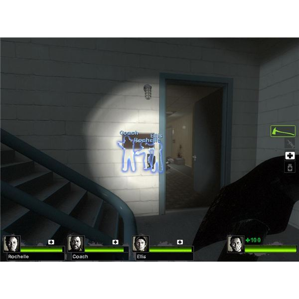 Left 4 Dead 2 See Through Walls