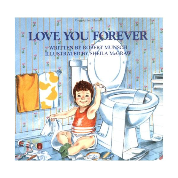 Love You Forever Book Cover