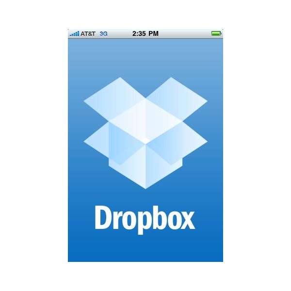Dropbox Tips: iPhone app