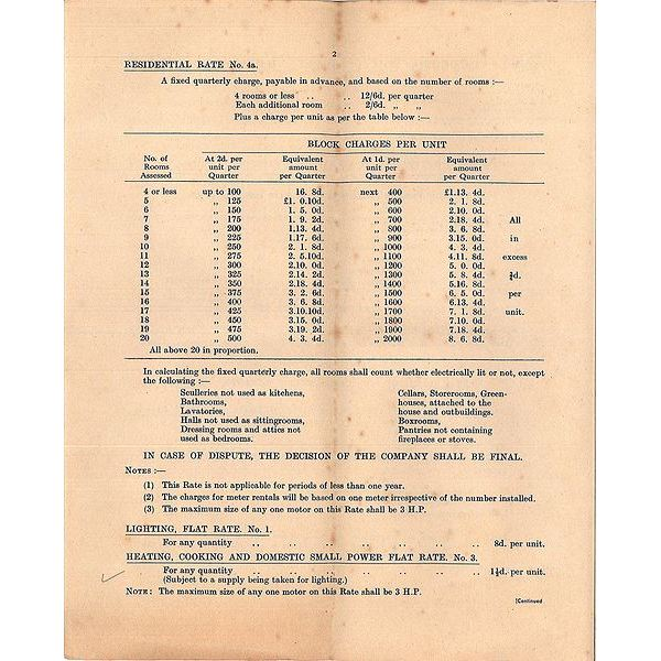 484px-Schedule of charges, page 2 (West Gloucestershire Power Company)