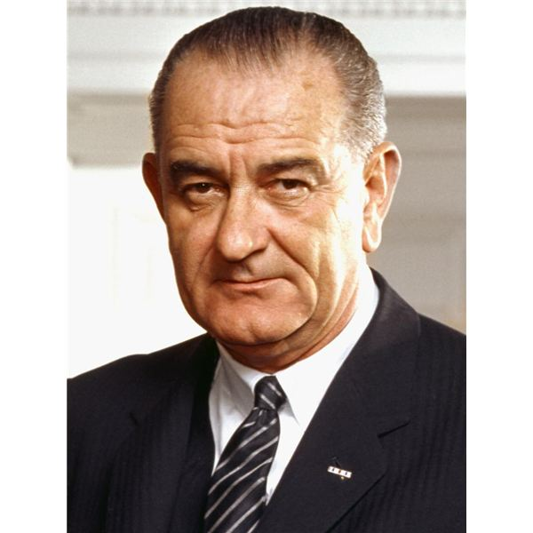 Lyndon B. Johnson's Presidency: Vietnam War, Civil Rights Movement, and War on Poverty - A High School History Lesson Plan
