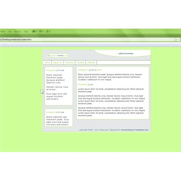 How to Edit an Existing Site with Dreamweaver