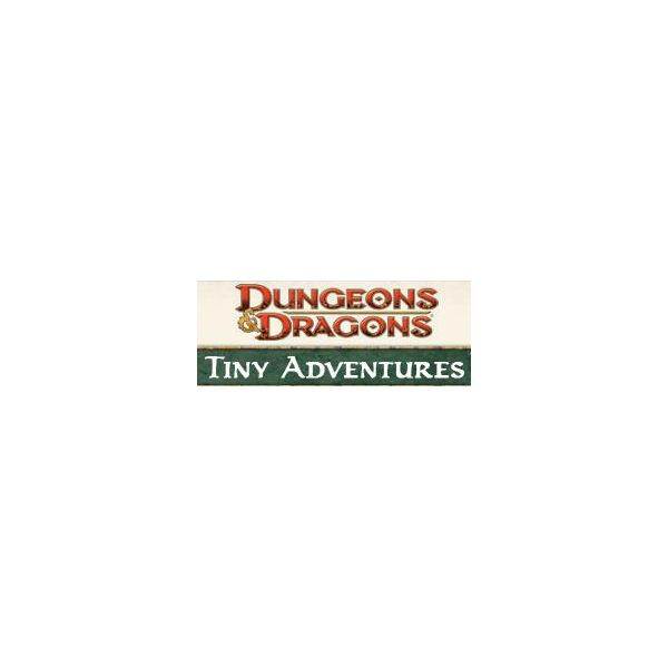 Dungeons and Dragons Tiny Adventures: The Game