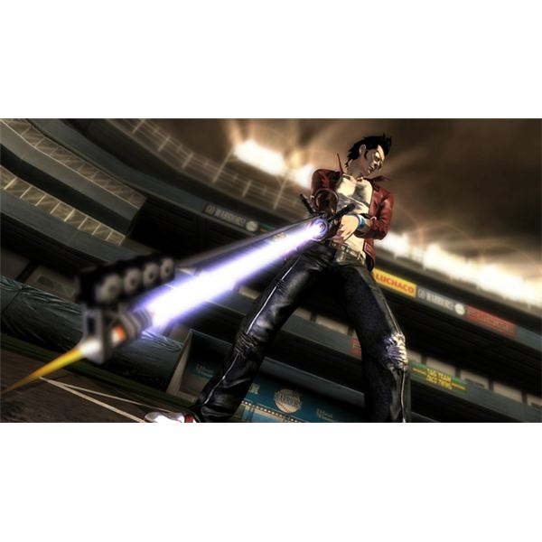 Starting No More Heroes: Heroes' Paradise - Impressions